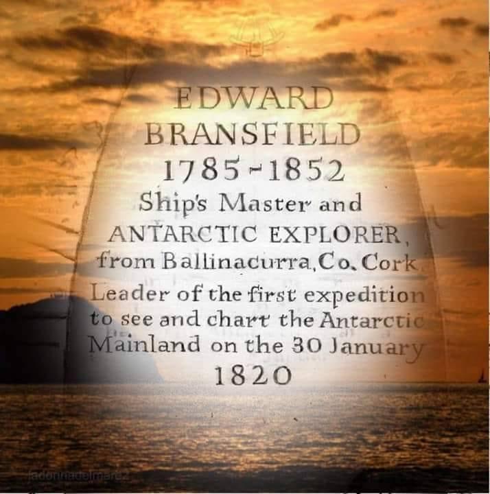 Remembering Edward Branfield