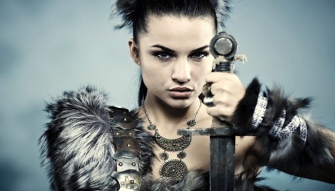 strong-warrior-woman
